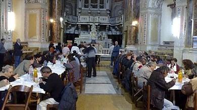 Al Sud più italiani che stranieri nei centri Caritas