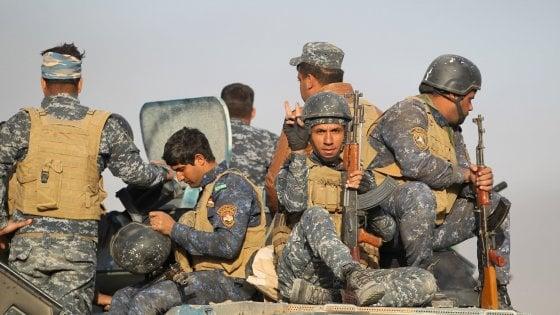 Iraq, iniziata l'offensiva per cacciare l'Isis da Mosul