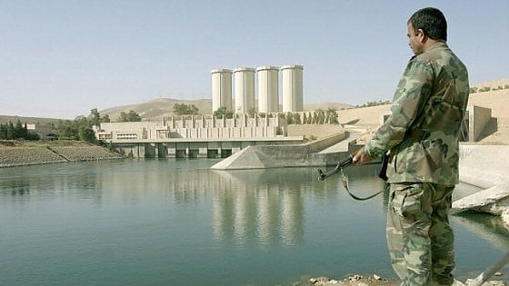 Iraq, massima allerta per i militari italiani che difendono la diga di Mosul