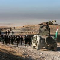 Mosul, le forze in campo contro l'Isis