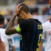 Inter, ultras chiudono a Icardi: