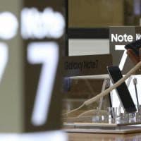 Galaxy Note 7, ''Samsung testava le batterie da sé''