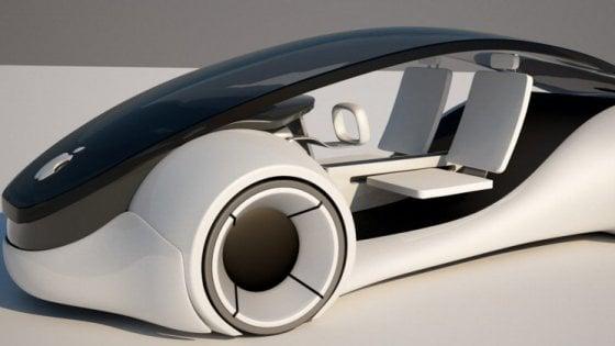 Apple rinuncia all'auto senza pilota: stop al progetto Titan