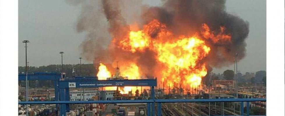 Germania, esplosioni in due impianti chimici del colosso Basf: due morti, feriti e dispersi