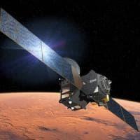 ExoMars, il segnale del lander Schiaparelli è stato ascoltato in India