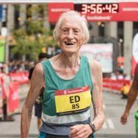 Maratona, Ed Withlock: un fenomeno di 85 anni