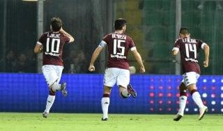 Palermo-Torino 1-4, Ljajic stende i rosanero