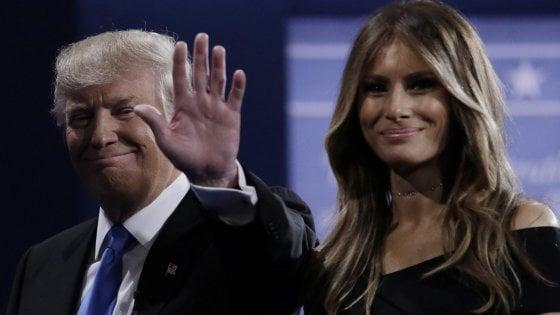 """Elezioni Usa, Melania Trump: """"Donald si è scusato per quelle frasi"""""""