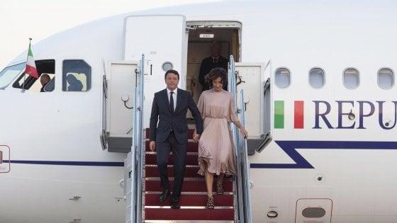 Renzi e Obama, oggi l'incontro alla Casa Bianca