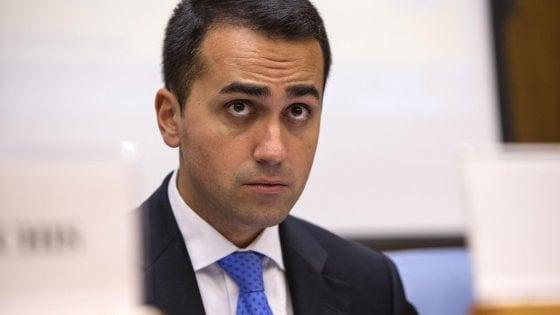 """Di Maio contrattacca: """"Spese esagerate? Io in tre anni ho restituito 200 mila euro"""""""