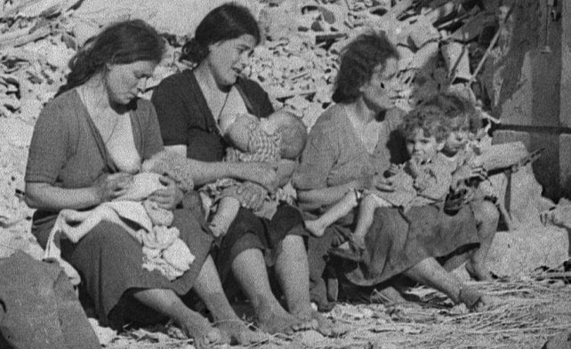 La Napoli del '44: macerie, Totò e Mastroianni