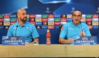 Napoli, Sarri: ''Momento no ma ripartiremo. Gabbiadini si adatti, non posso cambiarne otto per lui''