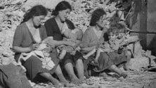 La Napoli del '44 in un film: le macerie, la guerra, Totò e Mastroianni