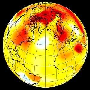Nasa: il 2016 sarà l'anno più caldo di sempre