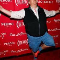 Ciabatte arancioni e bermuda:  ecco Mario Batali, lo chef della cena Renzi-Obama