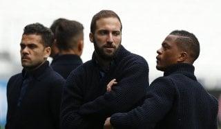 Juventus, Allegri va sul sicuro: a Lione con Higuain e Dybala in avanti