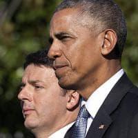 """""""Patti chiari, amicizia lunga"""": Renzi, Obama e il senso delle parole"""