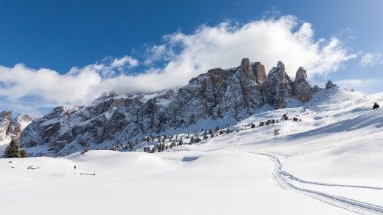 In Alta Badia, le emozioni dello Slalom gigante