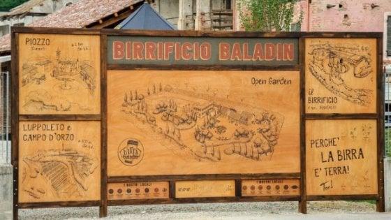 Baladin cerca soldi in rete per lanciare il Giardino dedicato alla birra artigianale