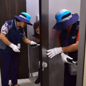 Corea del sud, poliziotte a caccia della 'molka': intimità rubata da telecamere nascoste