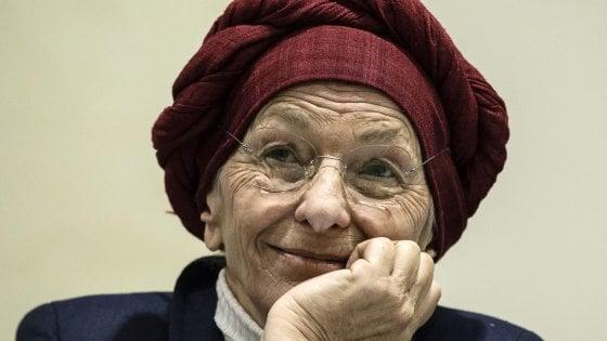 L'annuncio di Emma Bonino: il tumore se n'è andato