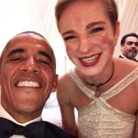 Bebe Vio e il selfie con Obama: