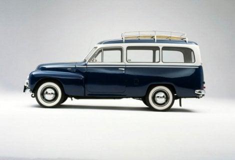 Volvo, 60 anni di station wagon