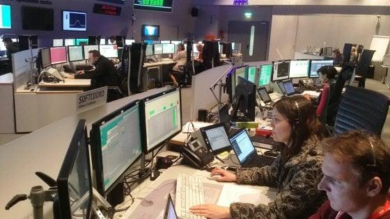La sonda Schiaparelli si è risvegliata. Inizia la sua discesa verso Marte