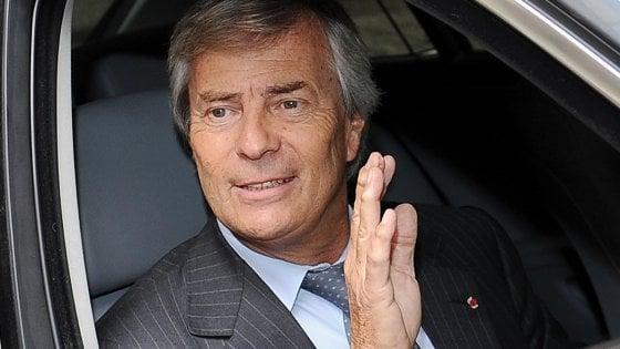 Vivendi-Mediaset, è rottura anche per i francesi