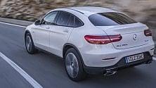 Mercedes, nuove motorizzazioni per GLC e Classe E