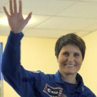 """Exomars, Samantha Cristoforetti: """"L'uomo su Marte, il viaggio verso un sogno"""""""