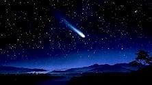 Le stelle cadenti di ottobre |  un ' regalo'  della cometa di Halley