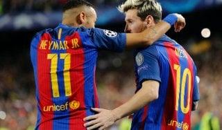 Champions: Messi scatenato, il Barça travolge Guardiola. Ok Arsenal, Psg, Atletico e Bayern