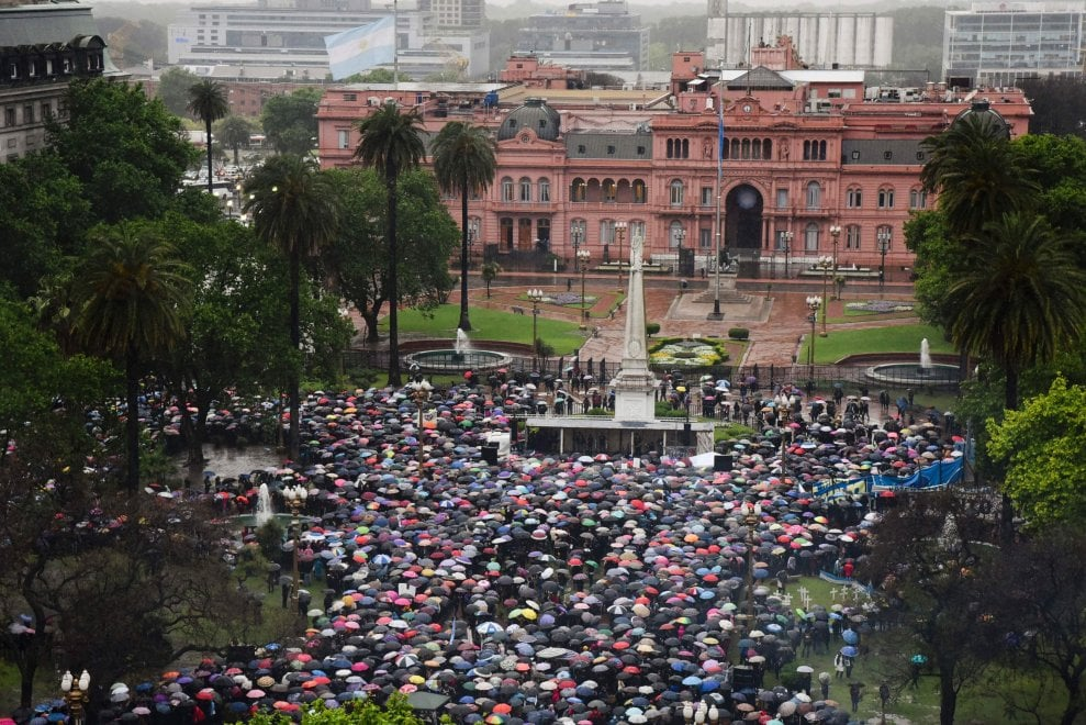 Argentina, donne in sciopero per dire basta al femminicidio