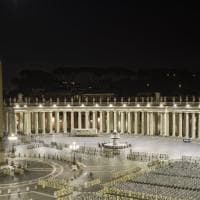 Nuova luce per Piazza San Pietro