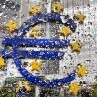 """Bce, tassi fermi ai minimi storici. """"Rischi sulle prospettive economiche"""""""