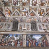 Cappella Sistina, l'illuminazione virtuosa modello per piazza San Pietro