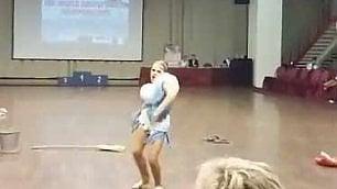 Mondiali di danza caraibica Martina, 11 anni, batte tutti