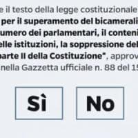 Referendum, la sentenza del Tar è un via libera al voto