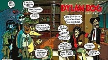 Zerocalcare in Dylan Dog   La Repubblica a Lucca Comics & Games 2016