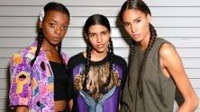 Backstage, star, abiti: benvenuti alla sfilata Kenzo x H&M