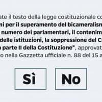 Referendum costituzionale, Tar del Lazio respinge ricorso delle opposizioni sul quesito