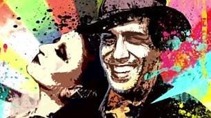 Mina-Celentano: il nuovo duetto    Morandi lo pubblica su Facebook