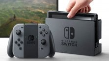 Nintendo Switch, ecco l'erede di Wii e Ds    video