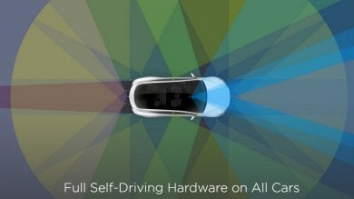 Tesla, Elon Musk rilancia   foto   arriva la guida autonoma di serie