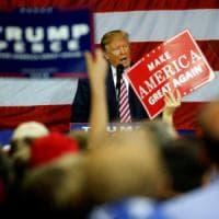 """Trump non arretra sui risultati delle elezioni. """"Ma li accetterò se vinco io"""""""