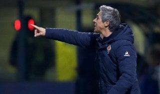 """Fiorentina, Sousa: """"Vittoria importante, ma non siamo ancora guariti"""""""