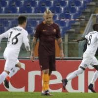 Pagelle: Roma, Totti ispira, El Shaarawy va a nozze. Austria Vienna, Prokop