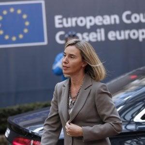 Siria, dal documento finale Ue sparisce l'ipotesi di sanzioni alla Russia