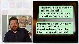 I software e gli aggiornamenti  i consigli dell'esperto    di LUCIA TIRONI